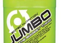 Scitec Jumbo – Erfahrung, Erfahrungsberichte
