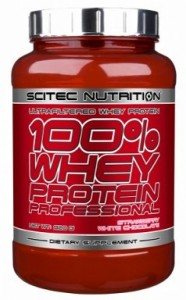 Scitec Nutrition - 100& Whey Protein Professional