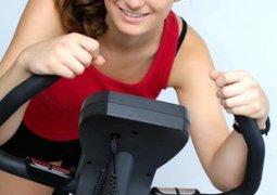 Ausdauertraining im Fitness Studio