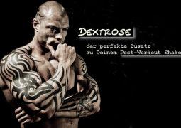 Dextrose – perfekt für die Einnahme nach dem Training