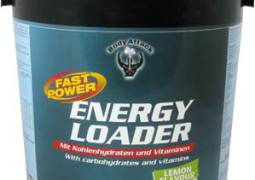 Kohlenhydrate Pur im Body Attack Energy Loader