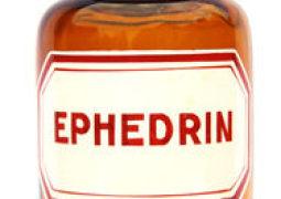 Ephedrin  – Wirkung, Nebenwirkungen, Fatburner kaufen.