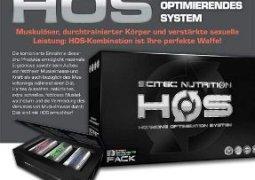 Scitec HOS – Infos und bestellen
