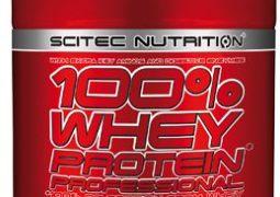 Scitec 100% Whey Protein Professional – Erfahrungsberichte