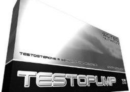 Testopump von Scitec Nutrition!
