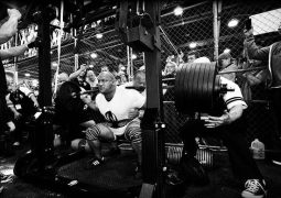 "Arnold Expo 2013 – ""The Cage"""