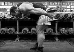 Arm Übungen – Trizeps