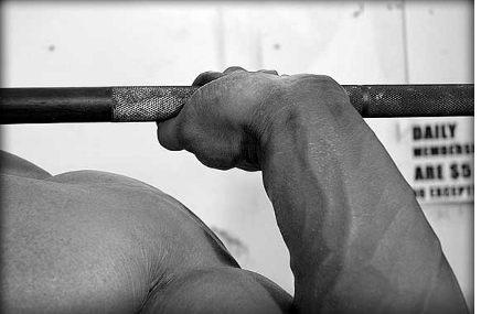 Effektivität beim Bodybuilding Training