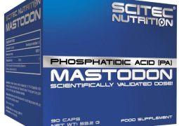 Scitec Mastodon mit Phosphatidsäure