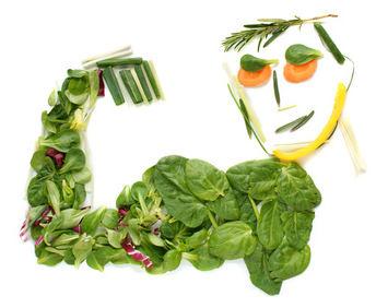 Muskelaufbau Lebensmittel für Veganer