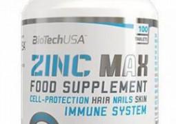 BioTech Zink Max 25mg – Einnahme und Wirkung