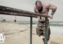 Outdoor Bodybuilding Training – Video mit IFBB Pro Jason Huh