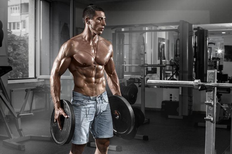 Testosteron - das Hormon für den Muskelaufbau