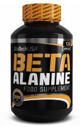Beta-Alanin Kapseln als Pre-Workout Produkt