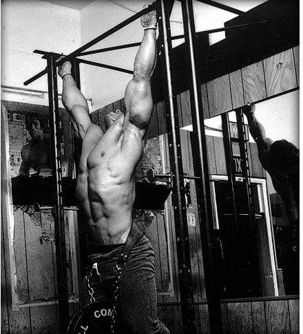 Hardcore Trainingsplan Bodybuilding Frank McGrath