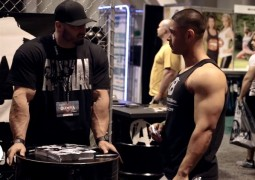 Frank McGrath Mr. Olympia Wahl 2015