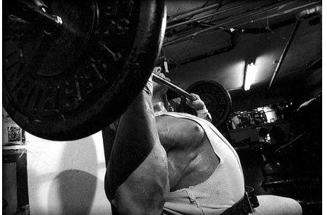 Training der Schultermuskulatur
