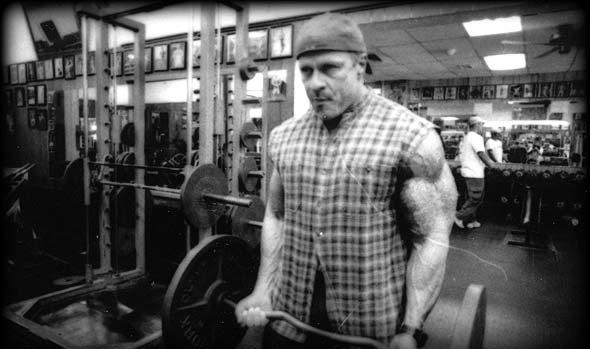 Muskelaufbau Armtraining mit Dropsets und Supersets