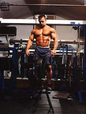 Training nach dem HST Prinzip für Muskelaufbau