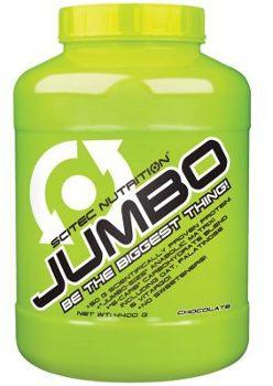 Scitec Jumbo Weight Gainer Erfahrungsberichte