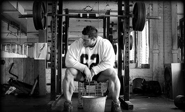 Masseaufbau Bodybuilding