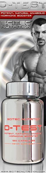Hormonbooster für schnelle Gewichtszunahme