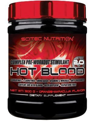 Erfahrungen mit Hot Blood Pre-Workout Booster