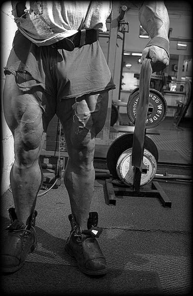 Bodybuilding und Übertraining