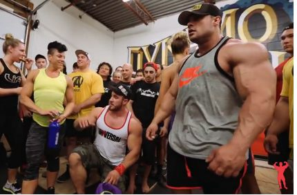 URT Road Trip mit Frank McGrath Tony Searle