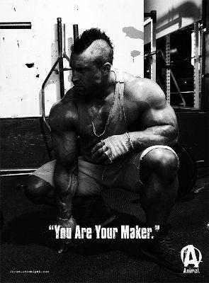 Bodybuilding ohne anabole Steroide